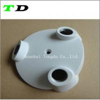 Buy cheap SGS certification manufaturer OEM customized zinc die casting parts with powder from wholesalers