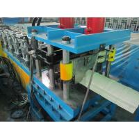 Best High Efficiency Ridge Cap Roll Forming Machine 20Mpa 0.05mm Cr - Plating wholesale