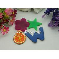 Best Cheap single color blue green red color alphabet star flower different kinds of shape fridge magnets for promotion wholesale