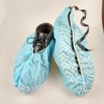 Best Slip Resistance Plastic Shoe Protectors, Disposable Waterproof Shoe Covers wholesale