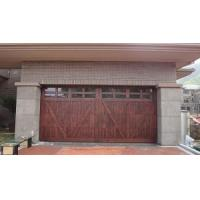 Best Garage Door / Wood Door / Wood Garage Door (Carriage-011) wholesale