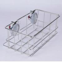 Best Wholesale RED Warning suction cup collection kitchen storage chrome wholesale