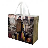 Cheap Custom cheap PP non- laminated gift tote non woven shopping bag with offset for sale