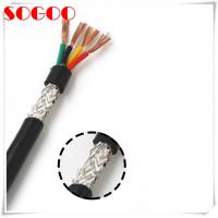 China Fixed Installation RRU Power Cable Halogen Free Cable 4x2.5 Mm² High Precision on sale