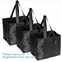 Best Wholesale Cheap Price Custom Printed Fabric Reusable Shopping Non Woven Bag for Wholesale, Silk screen/Heat transfer/Dye wholesale
