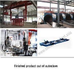 Best AAC Block Production Plant / Equipment wholesale