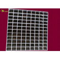 Best Hot Dipped Galvanized Welded Steel Lattice Grating Weight Per Square Meter wholesale