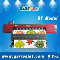 Best Fabric Printing Machine High Quality and Precision with DX5 Printhead Garros RT1801 wholesale
