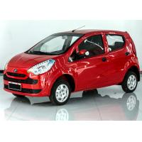 China AC Motor 4 Door Electric Car , Optional Color EEC Electric Powered Vehicles on sale