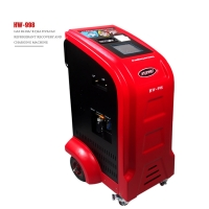 Best R1234F Car AC Service Station 1000W Car AC Refilling Machine CE wholesale