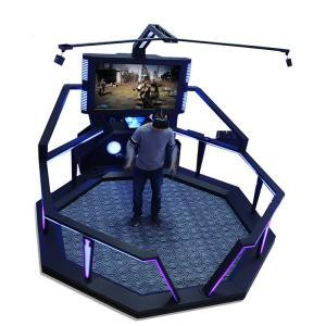 China Indoor Virtual Reality Sports Simulators , Amusement Park VR Walking Simulator on sale
