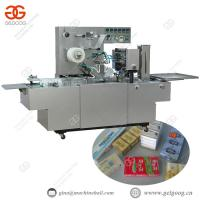 Best Cosmetics Medicine Box Cellophane Packaging Machine Price wholesale
