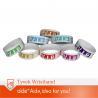 Buy cheap Custom Tyvek entertainment bracelet-TVK250 from wholesalers