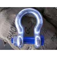 China US type Drop forged Bolt type Anchor Shackle G2130 on sale