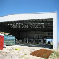 Best Pre Engineered Steel Structure Building Warehouse for Aircraft Hangar wholesale