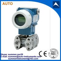 China Industrial Differential Pressure Transmitter Lower Price with Hart Protocol on sale