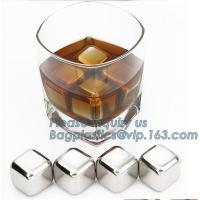 Best Whisky Ice Stones Drinks Cooler Cubes Ice Cubes Cheapest Laser Logo wholesale