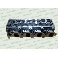 Best 11039-43G03 Cylinder Head Auto Parts , Cast Iron Cylinder Head Type for NISSAN TD27 wholesale