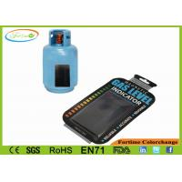 China Safety Gas Bottle Level Gauge With LCD Colour Changing Guage on sale