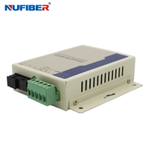 Best GM268SM-C20A/B RS485/422 to Fiber Converter Simplex Single Mode 1310nm/1550nm Serial to SC Fiber Converter wholesale
