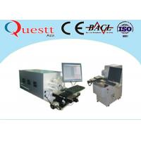 Best Twin - Head YAG Laser Wire Stripping Machine Air Cooled For Single Wire / Fine Wires wholesale