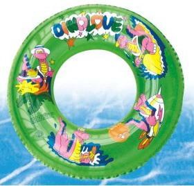 Best Inflatable dinosaur cartoon swimming ring wholesale