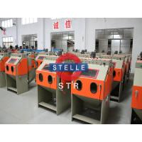 Best Glass Bead Blasting Machine  Surface Rust Paint Removal High Abrasive Flow wholesale