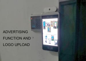 Best Touchless 8 Inch Body Temperature Screening Kiosk indoor outdoor wholesale