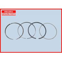Best FVR 6HK1  Isuzu Piston Rings 8980401250 0.1 KG Net Weight Small Size wholesale