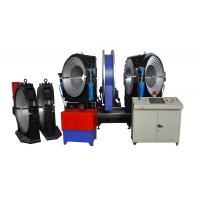 China 630mm series Multi-Angle Pipe HDPE Fitting Butt Fusion Welding Machines on sale