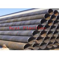 Best P355 P460 Black  ERW Welding Pipe  UOE Bared With Alloy Fine Grain Steel wholesale