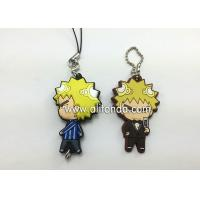 Best Phone accessories pendant custom phone decoration pendants supply with cartoon figures anime figure shape wholesale