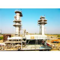 China ISO Easy Operation Gas Sweetening Unit For Natural Gas Sulphur Removal on sale