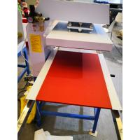Buy cheap high temperature silicone foam rubber for heat pressing machine from wholesalers