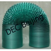 Double layer Aluminum Foil Flexible Duct 8 inch flexible HVAC duct for HVAC systems