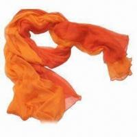China Silk Scarf with 8mm Thickness, Available in Various Sizes and Colors on sale