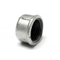 China DN3000 Threaded Cap Forged Carbon Steel Pipe Fittings on sale