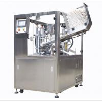 Buy cheap Fully Automatic Plastic Tube Sealing Machine 25 - 30 Pcs / Min For Beverage from wholesalers