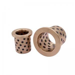 Best Bronze High Tensile Oilless Bushes SPFG Thrust Bushings Equivalent wholesale