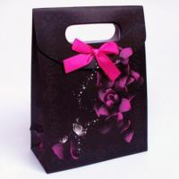 Best Customize paper bags with handles wholesale wholesale
