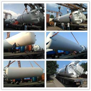 16Bar 20M3 Oxygen Tank Cryogenic Storage Tank for Liquid Oxygen Nitrogen Argon