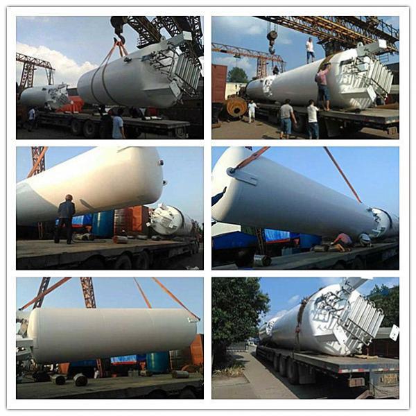 Cheap 16Bar 20M3 Oxygen Tank Cryogenic Storage Tank for Liquid Oxygen Nitrogen Argon for sale