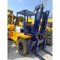 Best 5T Capacity Used Komatsu Forklift Powerful Diesel Engien For Special Transport wholesale