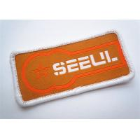 China Embroidery Badge Customizable Iron On Patches Garment Accessories on sale