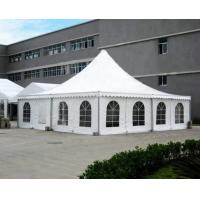 Best Aluminum Structure Frame PVC Coated Outdoor Wedding Party Pagoda Tent wholesale