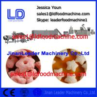 Best Jinan Automatic Core Filled/Inflating Snacks Food making Machinery wholesale