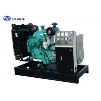 Best 25kVA 20kW Cummins Diesel Genset for Marine , Open Frame Mounted wholesale