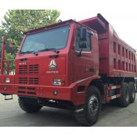 China Commercial Dump Truck With Cargo Body Structure / SINOTRUK HOWO Truck on sale