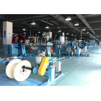 China Extruding PVC PE Wire Extrusion Machine Easy Operation Wire Stranding Machine on sale