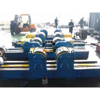 China High Strength Steel Pipe Rollers Heavy Duty For Pressure Vessels Rotating Welding on sale